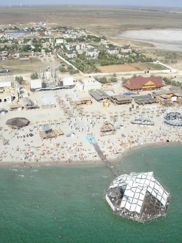 Поповка пляжи отзывы 73